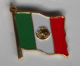 Mexico Country Flag Enamel Pin Badge